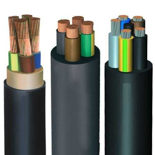 Welding Rubber Cable