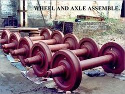 Wheel And Axle Assemblies