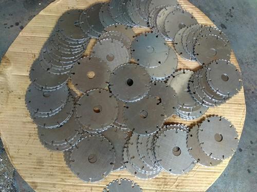 Wheel Cutting