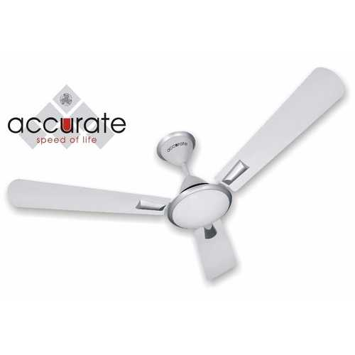 White Ceiling Fan
