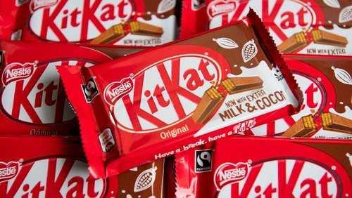 White Chocolates Bar