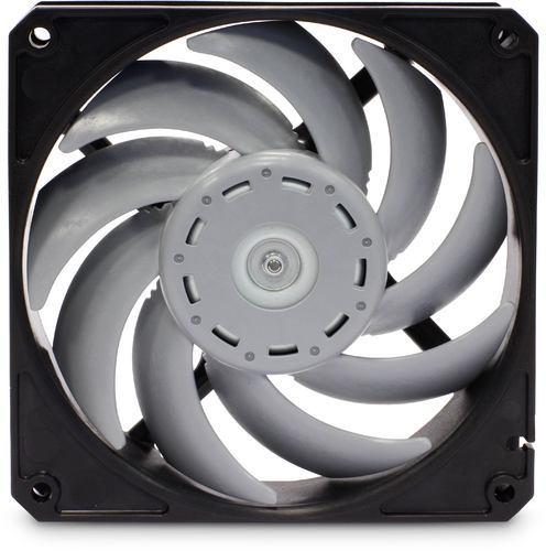 White Cooling Fan