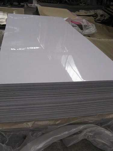 White Laminated Sheets