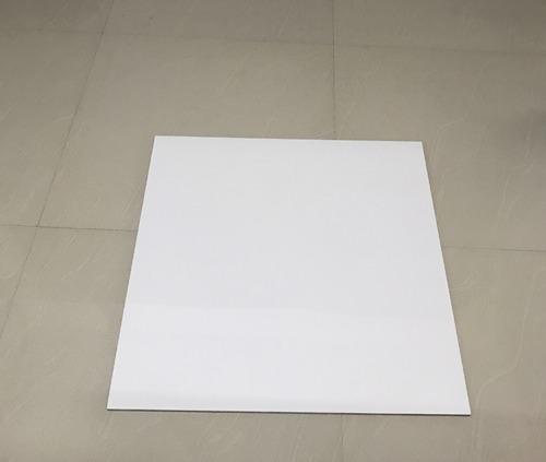 White Matt Tiles