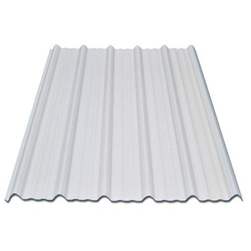 White Roofing Sheets