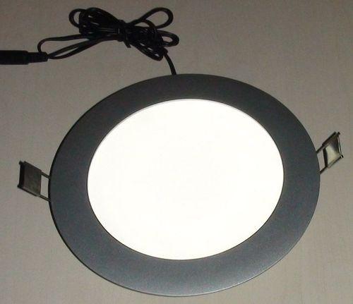 White Round Led Panel Light