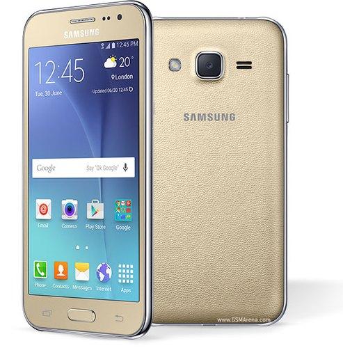 White Samsung Galaxy J7