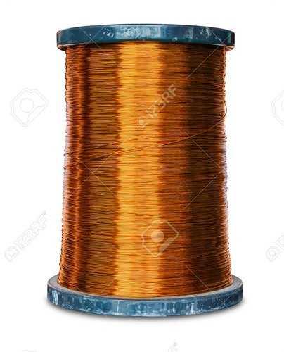 Winding Copper Wire
