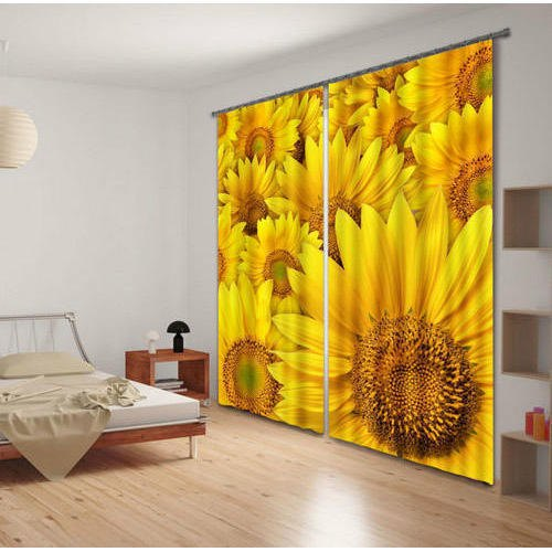 Window Cotton Curtains