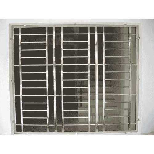 Window Stainless Steel Grill