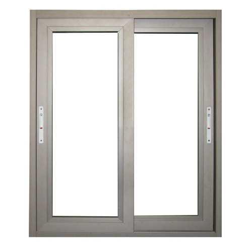 Window With Aluminum Net
