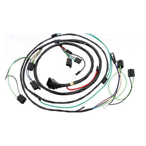 Wire Harness For Television