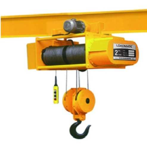 Wire Rope Crane Hoist