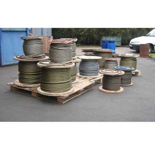 Wire Ropes For General Engineering