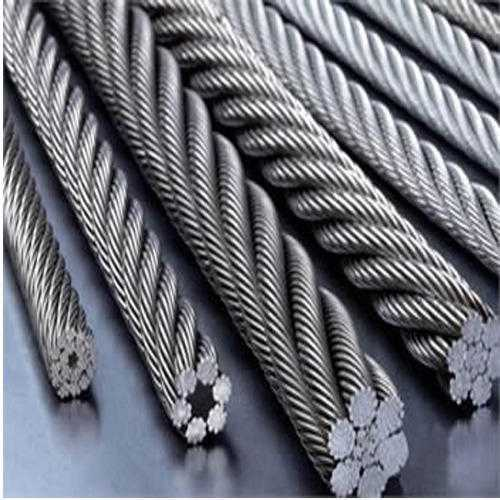 Wire Ropes For Mining