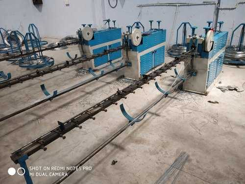 Wire Straightening Cutting Machine