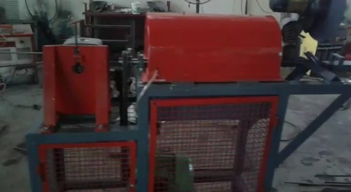 Wire Straightening With Cutting Machine
