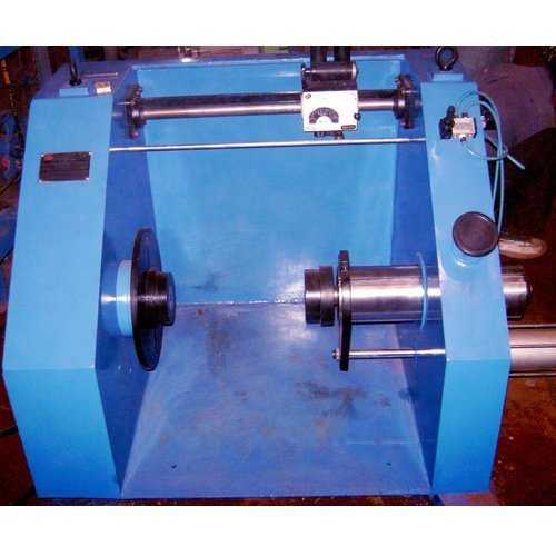 Wire Take-Up Machine