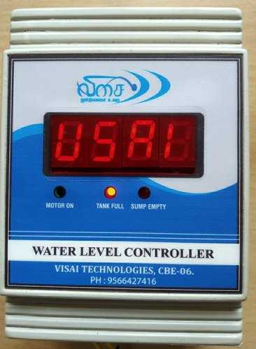 Wireless Automatic Water Level Controller