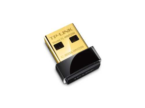 Wireless Nano Usb Adapter