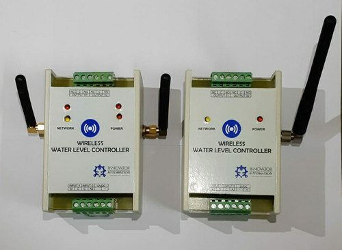 Wireless Water Level Controller By