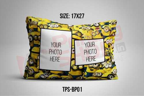With Pillow Cover