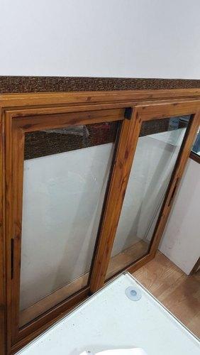 Wood Aluminum