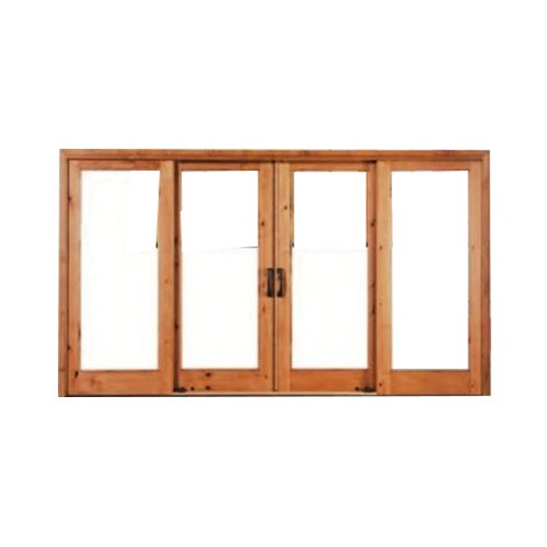 Wood Frame And Doors