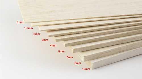 Wood Sheet