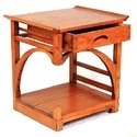 Wood Side Tables