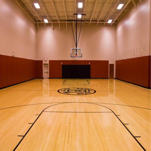 Wooden Basketball Court Flooring