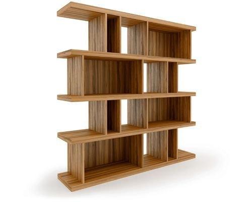 Wooden Book Shelve