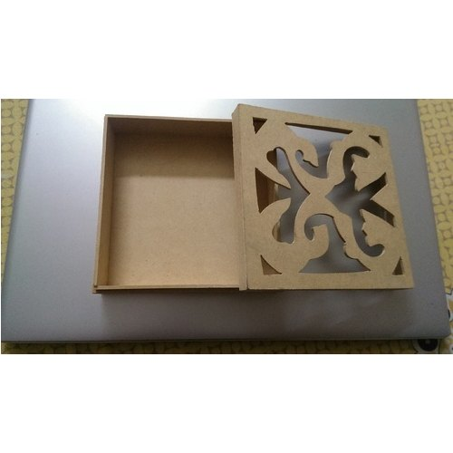 Wooden Box For Machine Packing