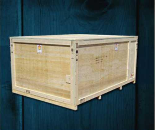 Wooden Machinery Box