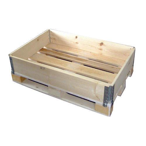 Wooden Pallets Boxes