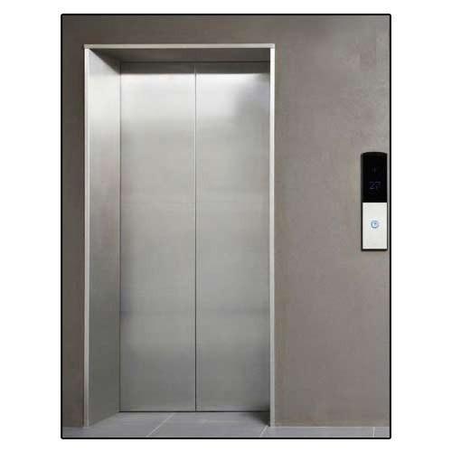 Wooden Swing Elevators Doors