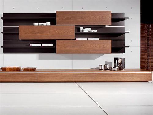 Wooden Wall Units
