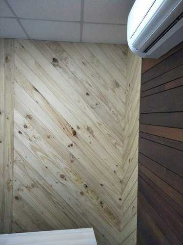 Wooden Walls Panel