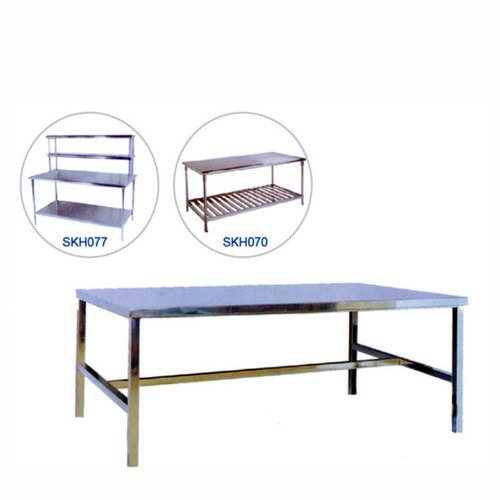 Work Table Stainless Steel