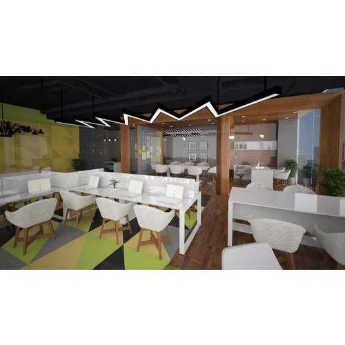 Workstation Interior Design Services