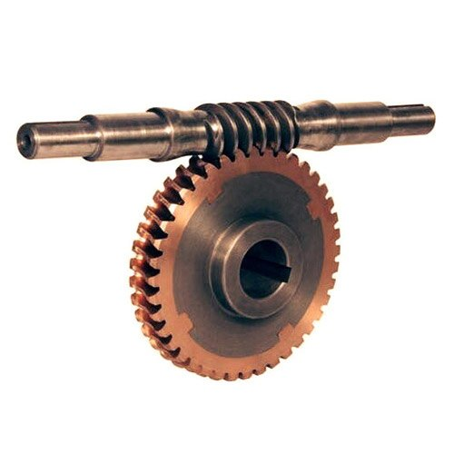Worm Gear And Wheel