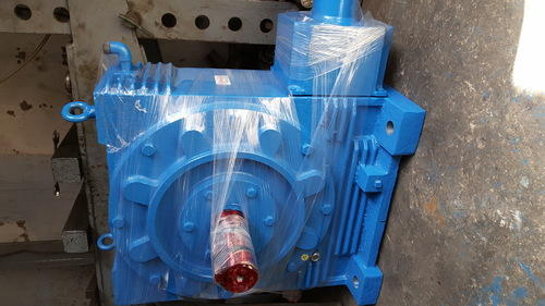 Worm Gear For Machine
