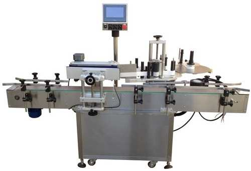 Wrap Around Labeler Machine