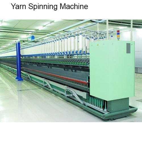 Yarns Spinning Machines