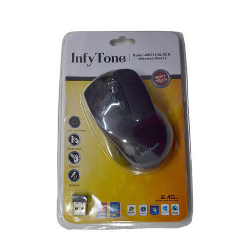 Zebronic Wireless Mouse