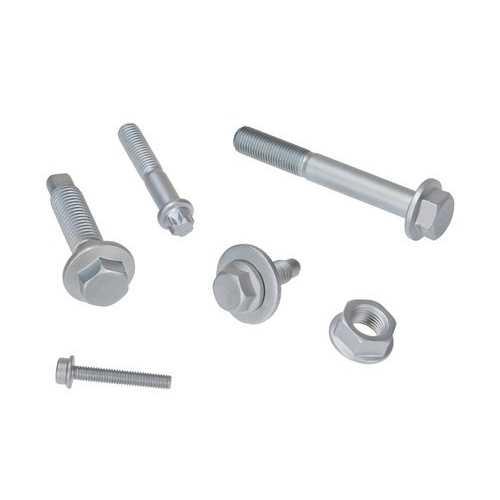 Zinc And Aluminum Coating