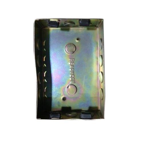 Zinc Plated Modular Boxes