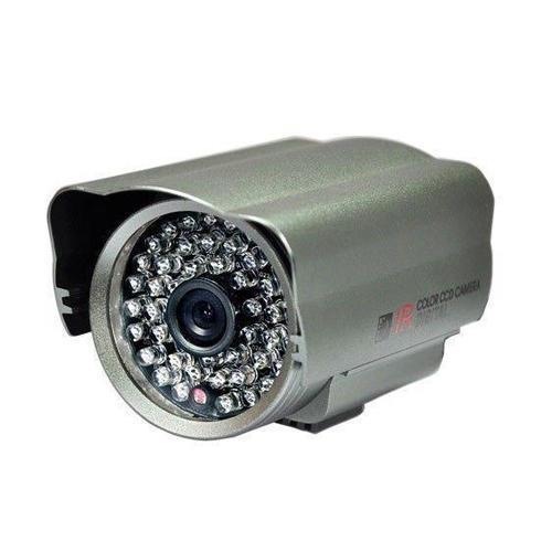 Zooming Cctv Camera